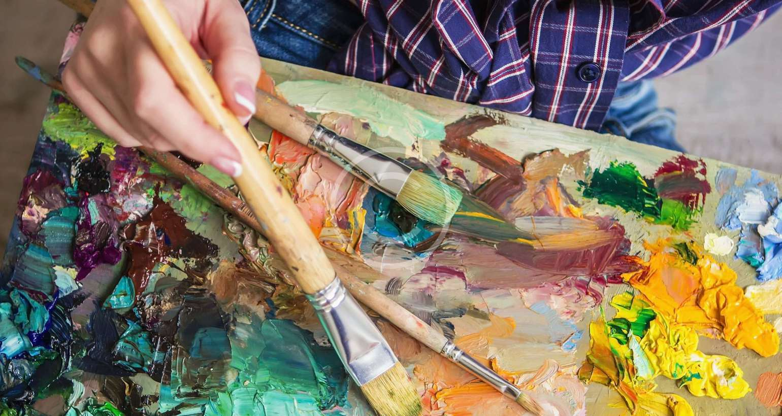 Oil Paints — How Safe Are They?