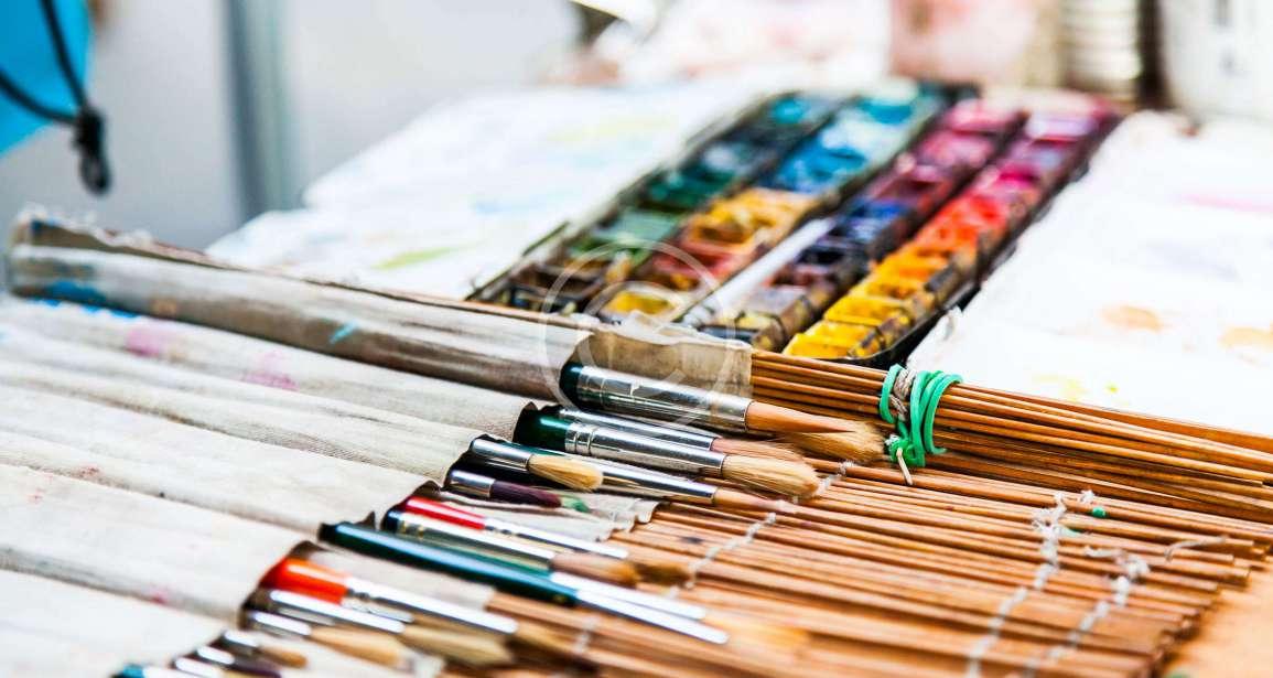 Mixing Watercolors