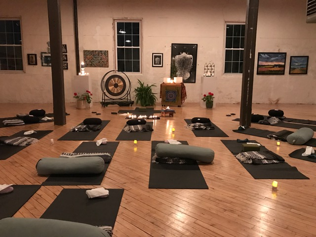 Balancing Arts Yoga Studio Arts Mill Nsaa Grafton