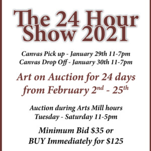 24 Hour Show at The Mill - Grafton