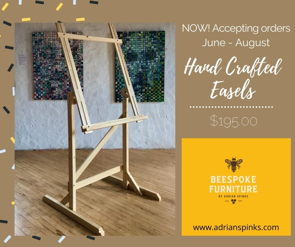 Hand Crafted Easels